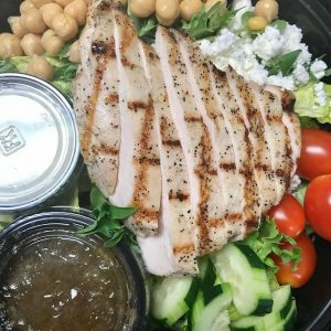 Healthy Meals Greek Salad