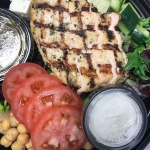 Healthy Power Salad