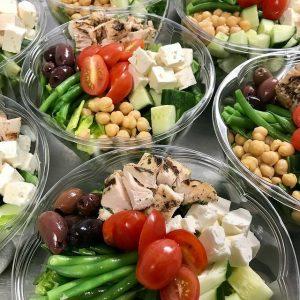 Healthy Meals Salad